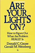 Are Your Lights On?