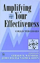 Amplifying Your Effectiveness